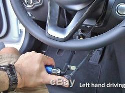 Z18-Disabled Driving Portable car Hand Controls Lightweight-Heavy duty-HQ